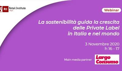 La sostenibilità guida la crescita della Private Label in Italia e nel mondo
